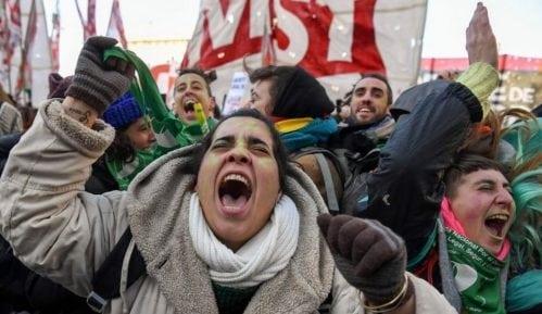 Argentina korak bliže legalizaciji abortusa 13