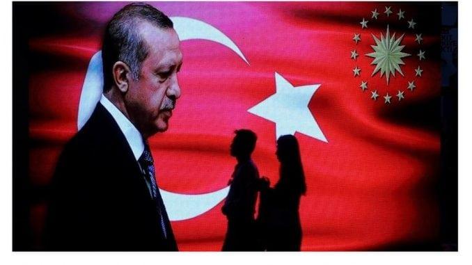 U Turskoj Erdoganovom inauguracijom na snagu stupa nov politički sistem 1