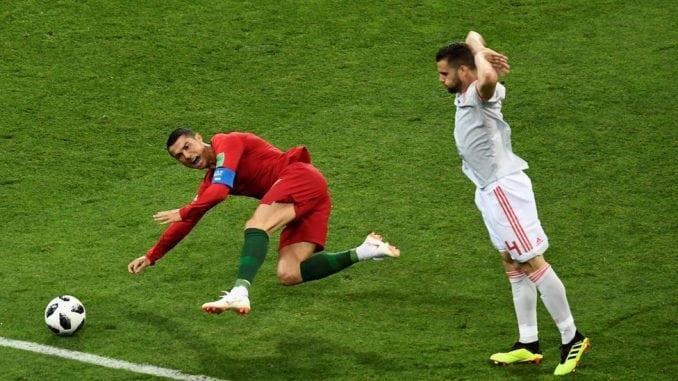 Ronaldova nadljudska igra u fotografijama 2