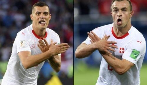 Slavlje sa 'dvoglavim orlom' isprovociralo Srbiju 4