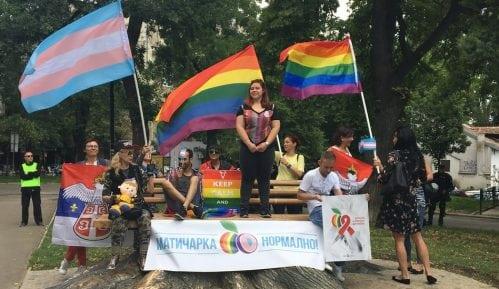 Parada ponosa u Beogradu: Protest, a ne slavlje 3
