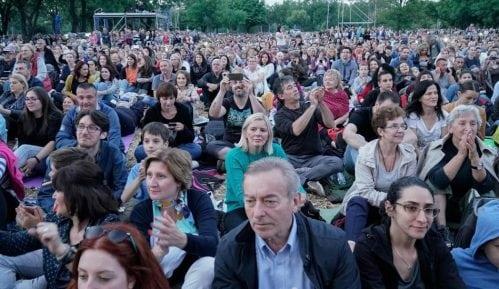 Beogradski vikend: Muzika pod vedrim nebom 1