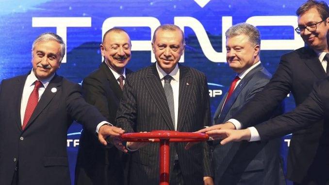 Vučić otvorio gasovod koji zaobilazi Srbiju 1