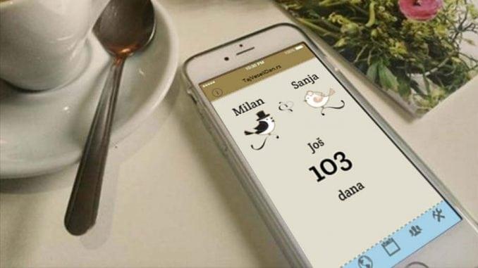 Prva mobilna aplikacija u Srbiji za organizovanje venčanja 1