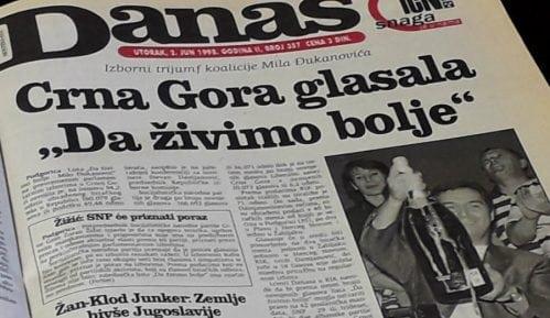 Đukanović učvršćuje moć, dok Solana diskretno preti 11