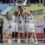 Basketaši Srbije četvrti put na krovu sveta 2