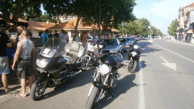 Protest u Leskovcu zbog cene goriva 3