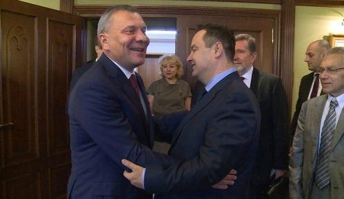 Dačić sa Borisovim o 180 godina srpsko-ruskih diplomatskih odnosa 14