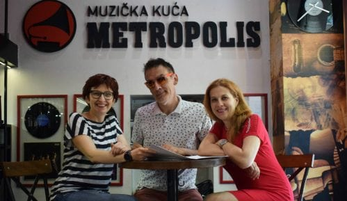 Igor Marojević objavljuje debitantski album za Metropolis Music 8
