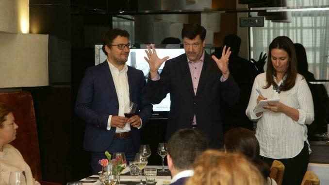 """Platinasta medalja za vino """"Barovo"""" vinarije Tikveš dokaz vrhunskog kvaliteta 2"""