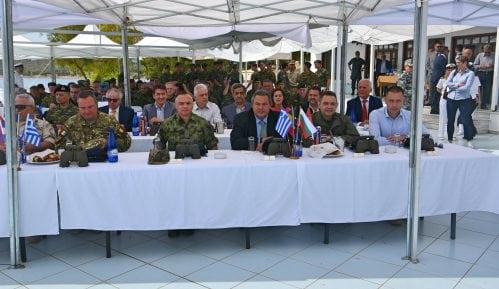 Vulin na vežbi SOFEX: Srbija i Vučić vode politiku vojne neutralnosti 4