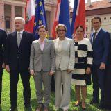 Brnabić: Jačanje saradnje sa Austrijom 13