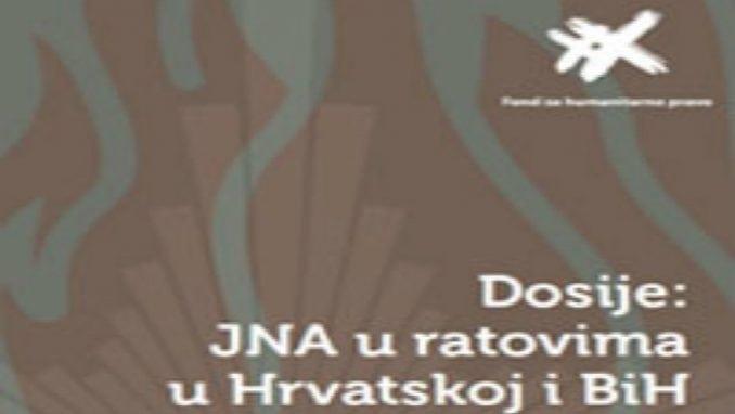 JNA kao kao baza i osnovni resurs zločina Srbije devedesetih 1