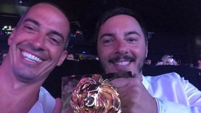 Agencija New Moment osvojila Zlatnog lava na Kanskom festivalu 1