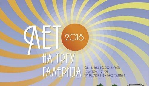 """Manifestacija """"Leto u vrtu galerija"""" i ove godine u Novom Sadu 7"""