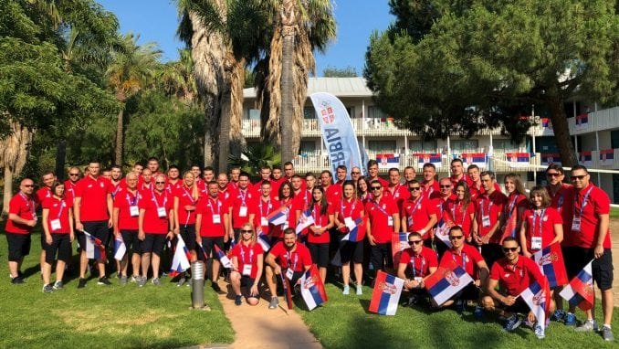 Svečano otvorene XVIII Mediteranske igre u Taragoni 2