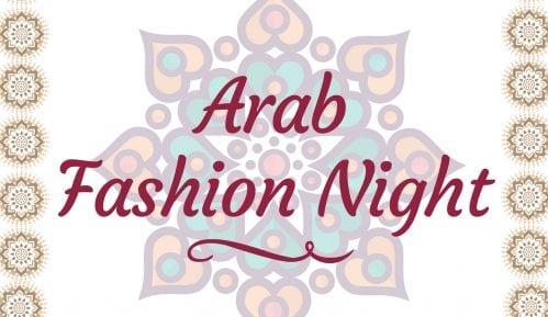 Arapsko modno veče 17. juna u GO Vračar 7