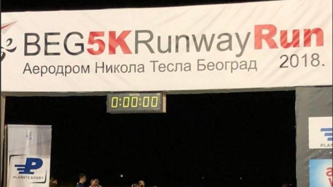 """Prvi put održana trka """"Beograd na pisti"""" 3"""
