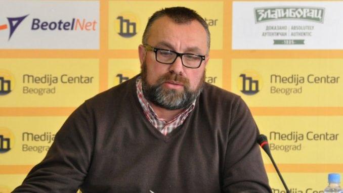 Sud poništio presudu protiv novinara Stefana Cvetkovića za lažnu prijavu otmice 2
