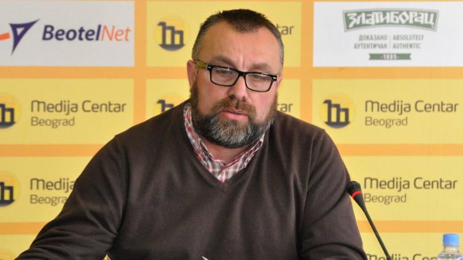Sud poništio presudu protiv novinara Stefana Cvetkovića za lažnu prijavu otmice 1