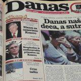 Danas (1998): Kosovski čvor i nemačka upornost 10