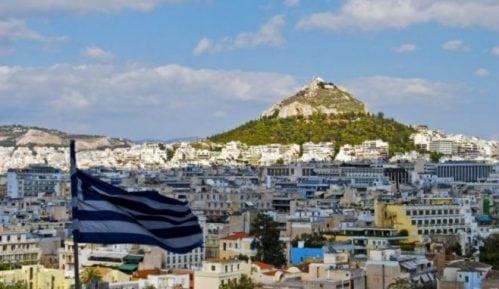 Atina deset godina obara rekordne temperature 13