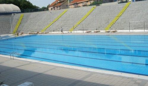 Sezona kupanja počinje u petak 11