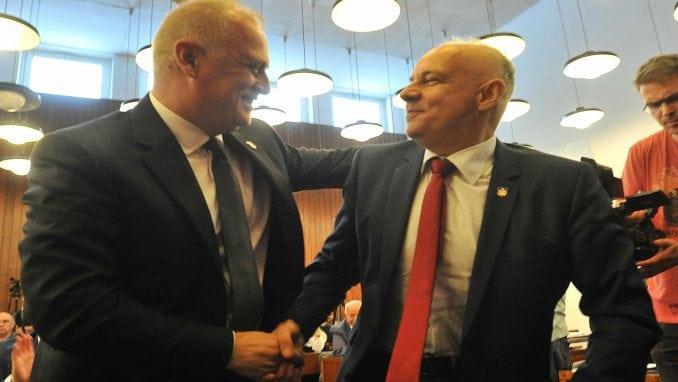 Radojičić izabran za gradonačelnika Beograda (VIDEO) 1