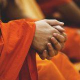 Lažni budistički monasi na ulicama Beograda 4