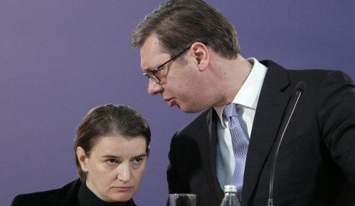 Vučić čestitao premijerki: Ovi što im deca smetaju sami o sebi govore 15