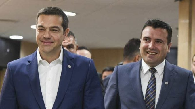 Zaev i Cipras u Skoplju razgovarali o koristi od Prespanskog dogovora 2