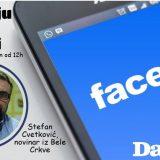 Novinar Stefan Cvetković odgovara 28. juna na pitanja na Fejsbuku 12