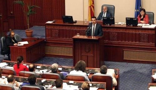 Sobranje ratifikovalo makedonsko-grčki dogovor o imenu 6