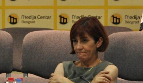 Danica Vučenić podnela ostavku u Sudu časti NUNS-a 7