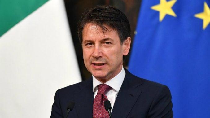 Italijanski premijer: Pomoć EU pobeda onih koji podržavaju evropske institucije 4