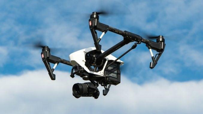Policija u EU imaće oružje protiv dronova 2