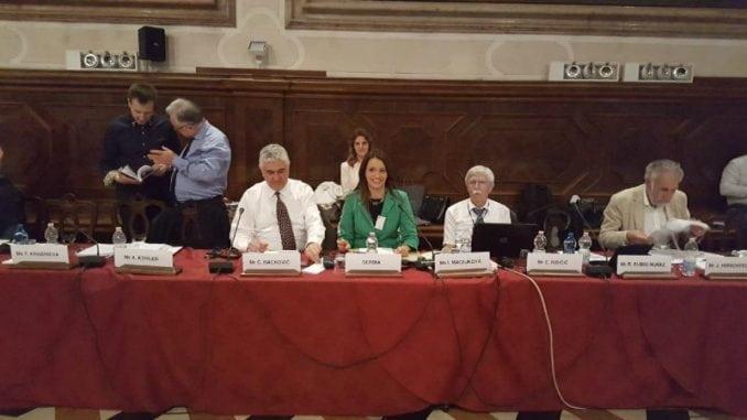 Kuburović: Ministarstvo pravde zadovoljno mišljenjem Venecijanske komisije 1