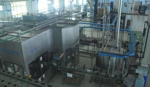 Otvorena fabrika vode Duboka 8