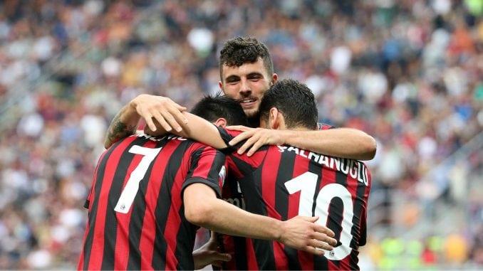 Amerikanci žele Milan 1