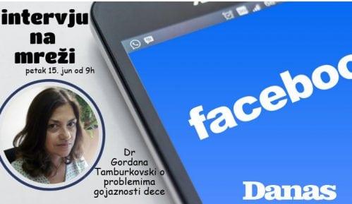 Fejsbuk intervju 15. juna: Zašto su nam deca gojazna? 14