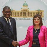 Gojkovićeva zahvalila Liberiji zbog povlačenja priznanja nezavisnosti Kosova 11