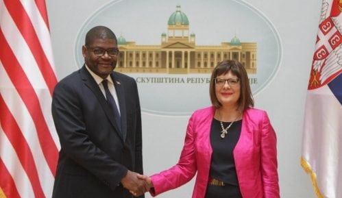 Gojkovićeva zahvalila Liberiji zbog povlačenja priznanja nezavisnosti Kosova 3