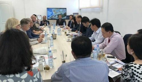 Saradnja Slobodne zone Pirot i Direktorata za slobodnu trgovinu Šangaja 8