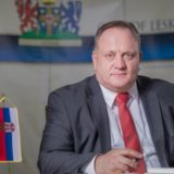 Leskovac: Cvetanović proslavio deset godina od imenovanja prvog gradonačenika 2
