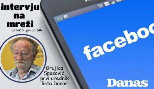 Spasović odgovara 8. juna na Fejsbuku povodom 21. rođendana Danasa 15