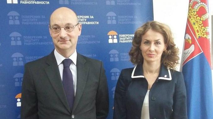 Poverenica sa ambasadorom Francuske o ljudskih pravima 1