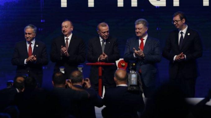 Vučić na otvaranju TANAP-a: Divimo se Erdoganu 4