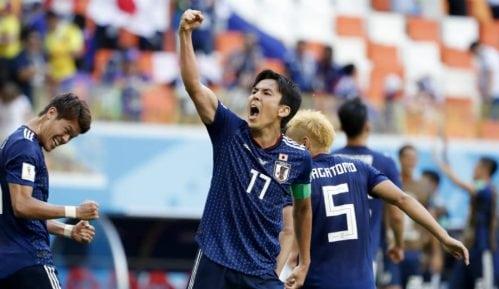 SP: Japan savladao Kolumbiju 8
