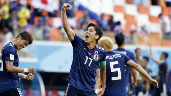 SP: Japan savladao Kolumbiju 1