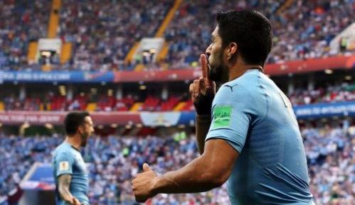 SP: Urugvaj drugom pobedom prošao u osminu finala 11